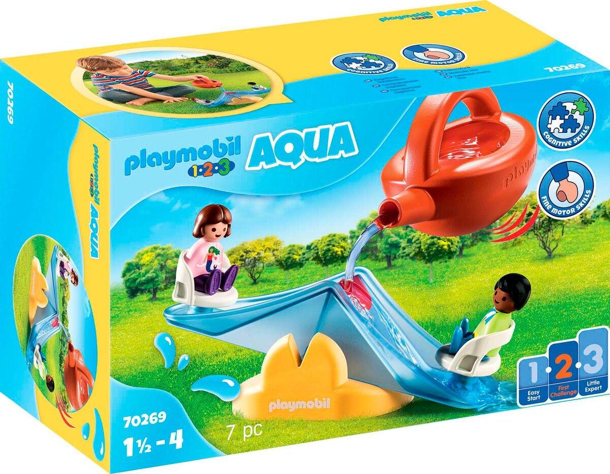 PLAYMOBIL 70269 Balançoire Aquatique Avec Arrosoir
