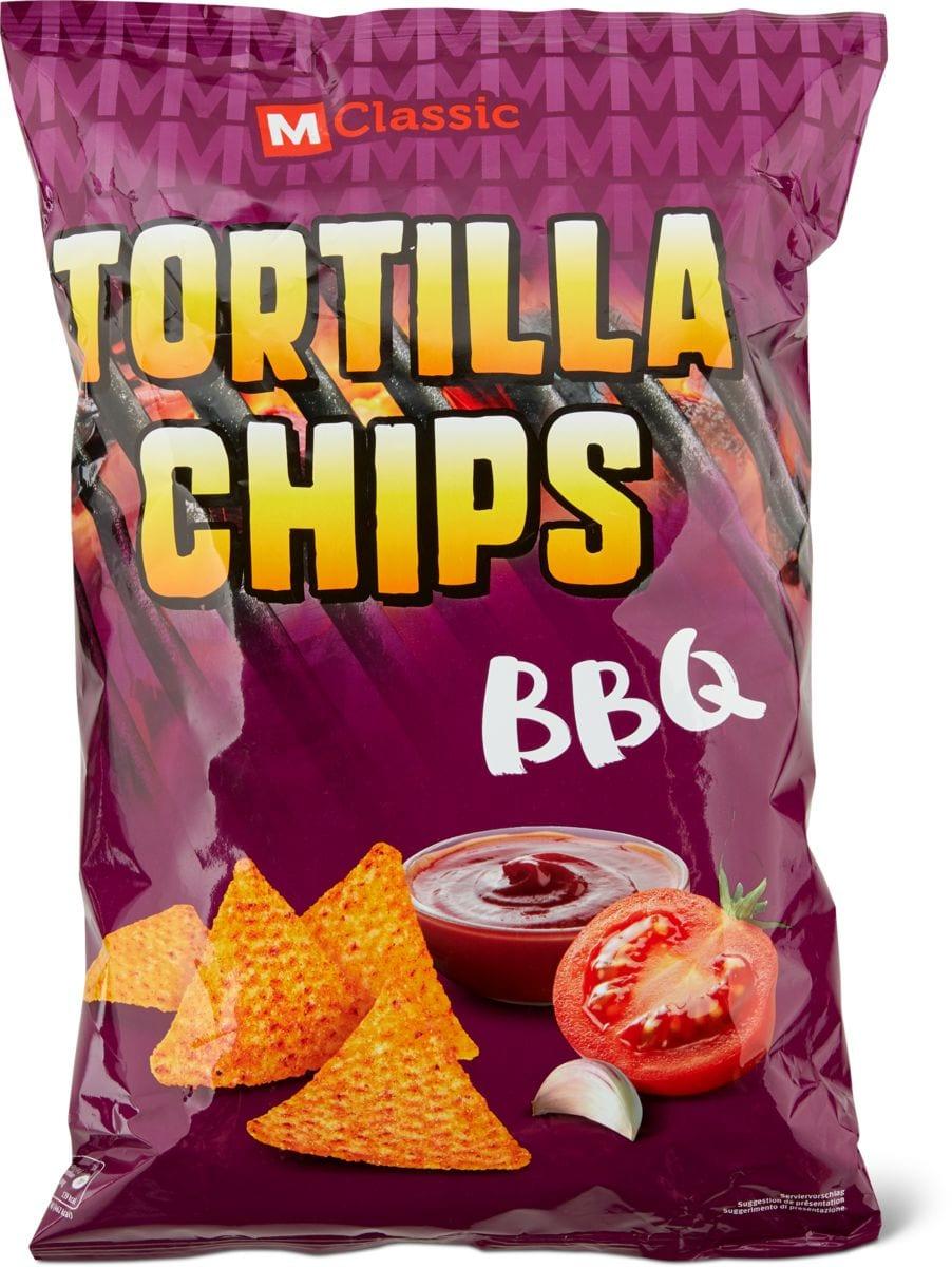 M-Classic Tortilla chips bbq