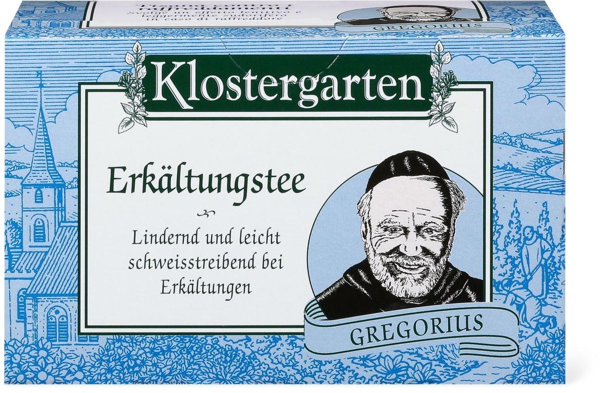 Klostergarten Erkältungstee