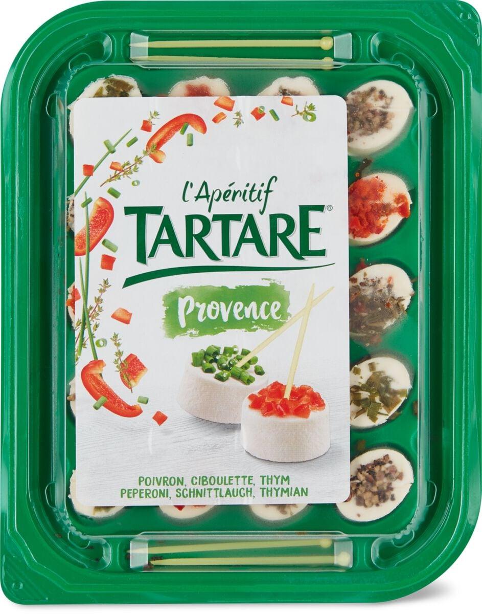Tartare Apérifrais Saveurs de Provence
