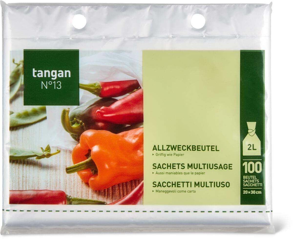Tangan N°13 Sachets Multiusage 2l