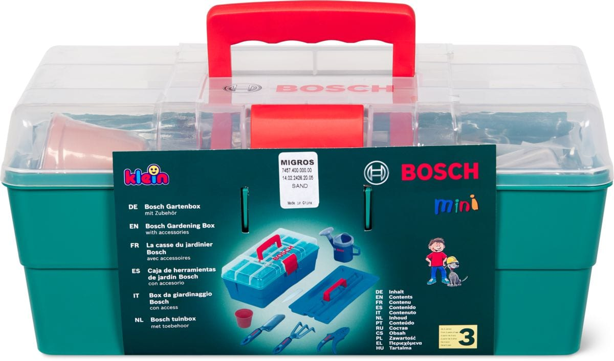 Bosch Gartenprofi Box