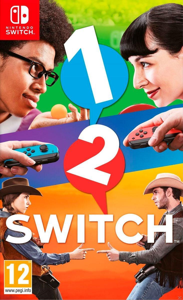 Nintendo Switch - 1-2-Switch F Box