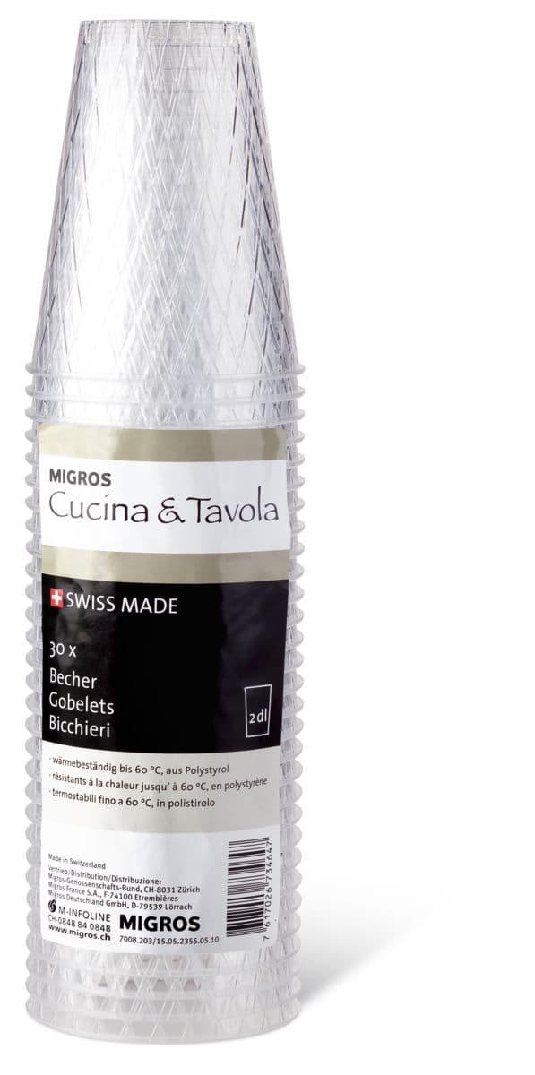 Gobelets CUCINA&TAVOLA