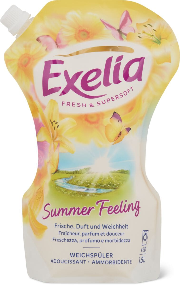 Exelia Assouplissant Summer Feeling