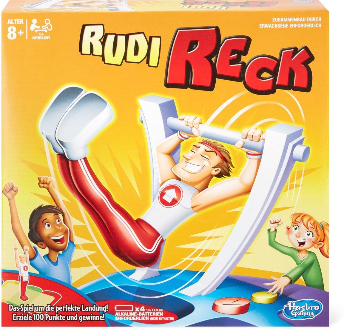 Hasbro Rudi Reck (D)