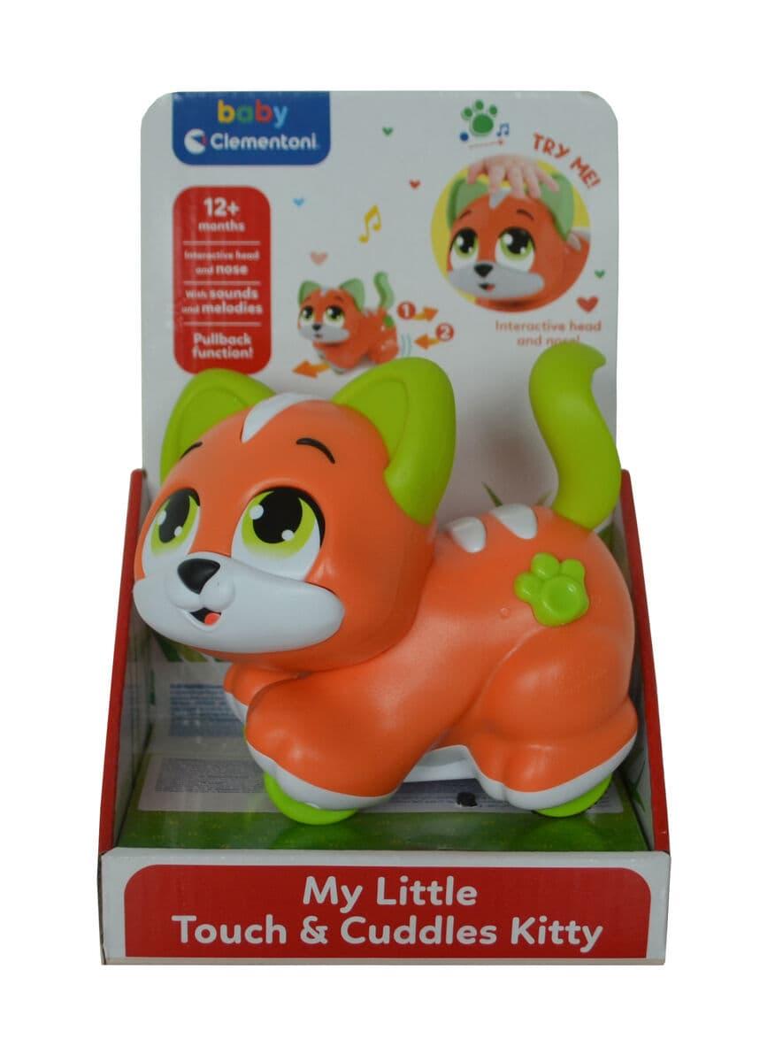 Clementoni Emotional Cat (IT) Lernspiel