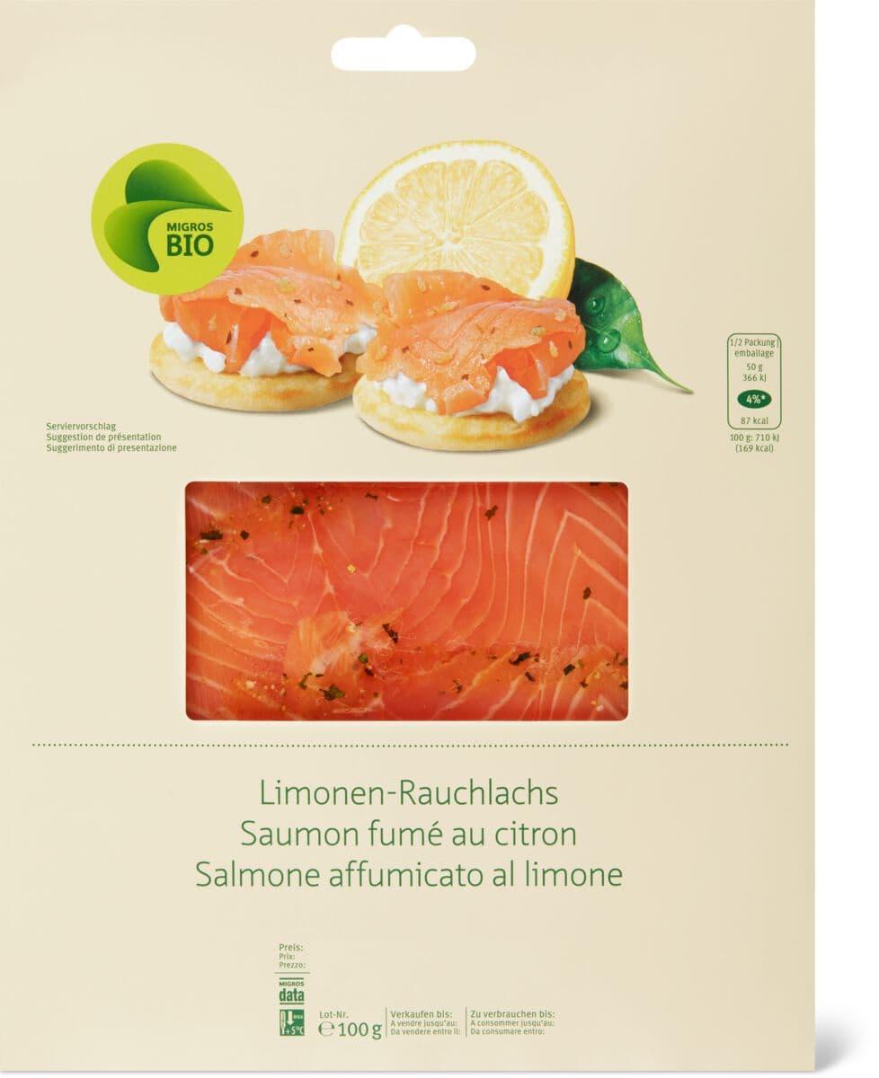Bio Limonen Rauchlachs