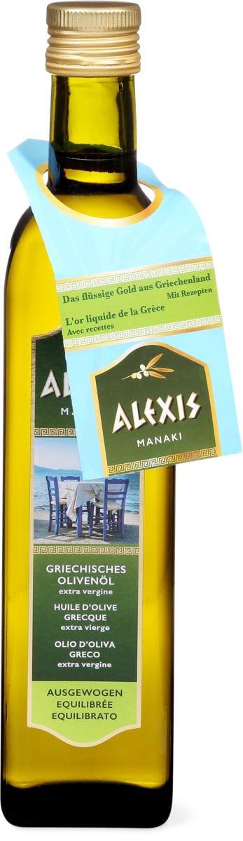 Alexis Manaki Olivenöl