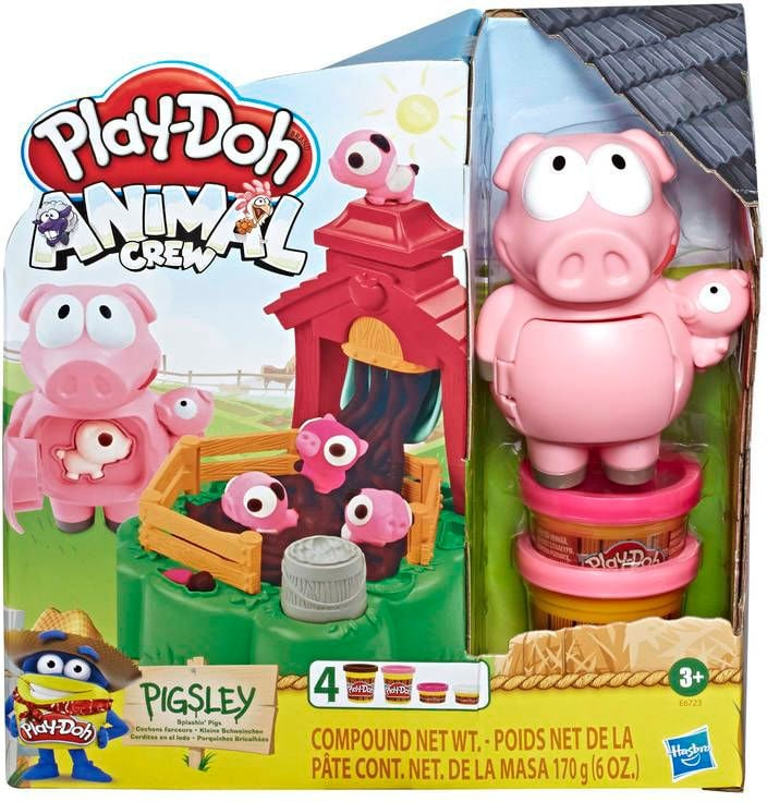 Play-Doh Pigsley Modelieren