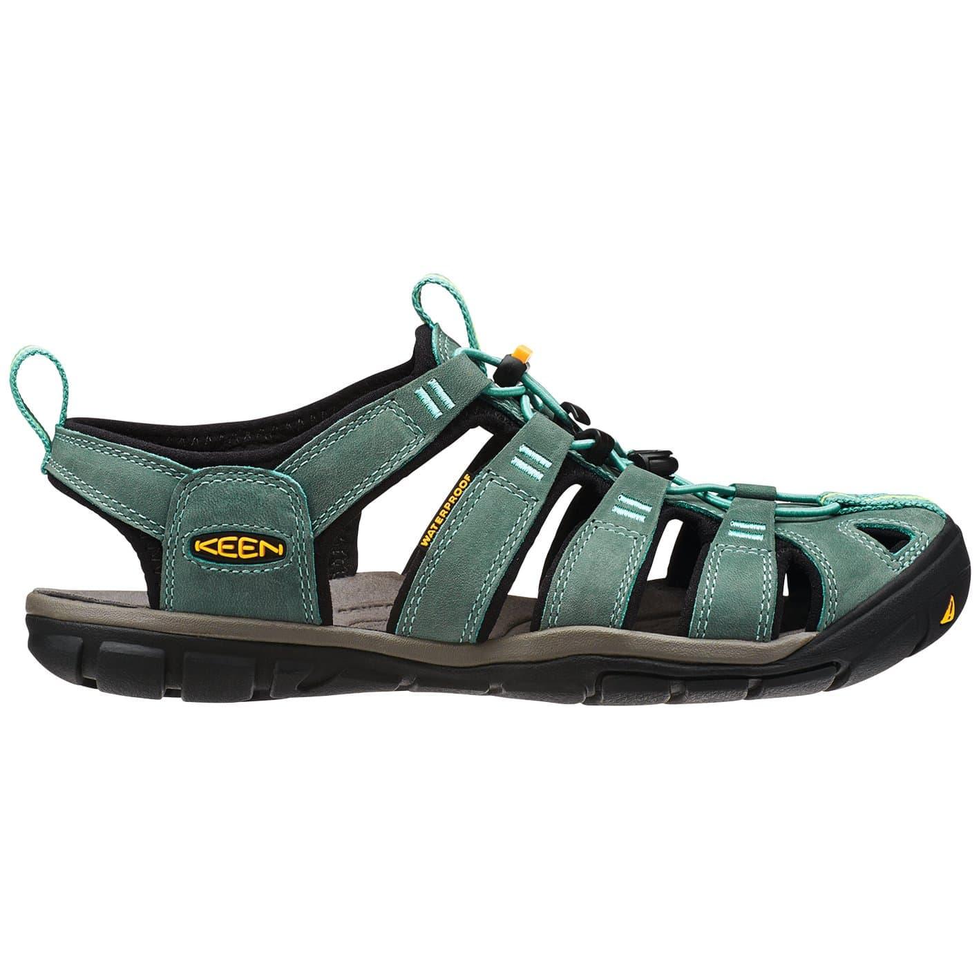 Keen Clearwater CNX Leather Sandali da uomo