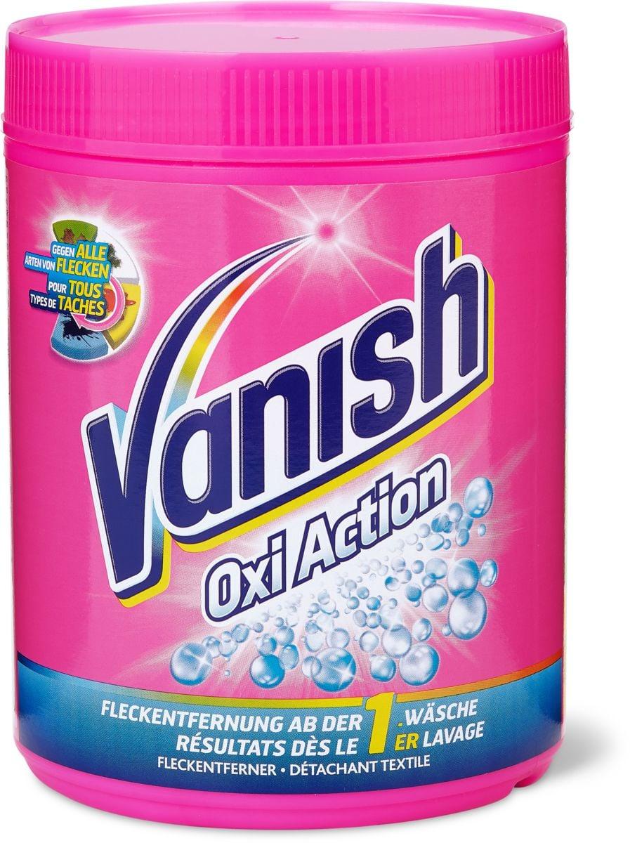 Vanish Pulver