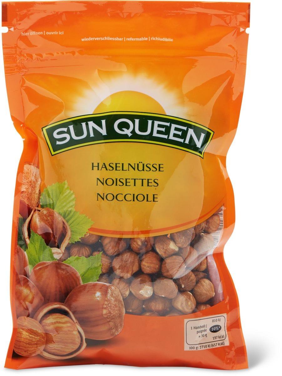 Sun Queen Haselnüsse
