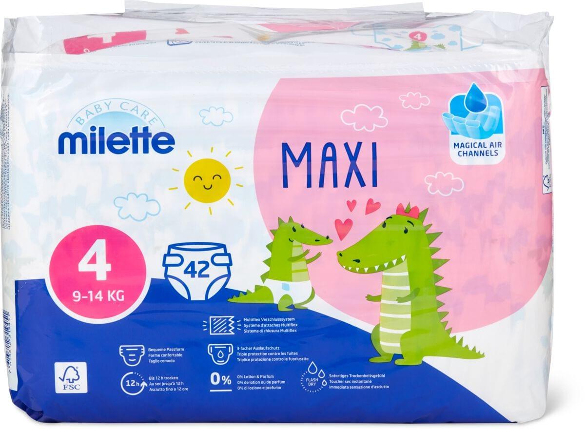 Milette Maxi 4
