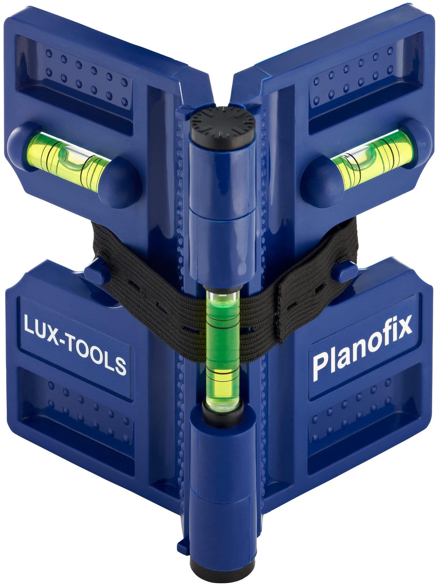 Lux Eckwasserwaage Planofix Comfort