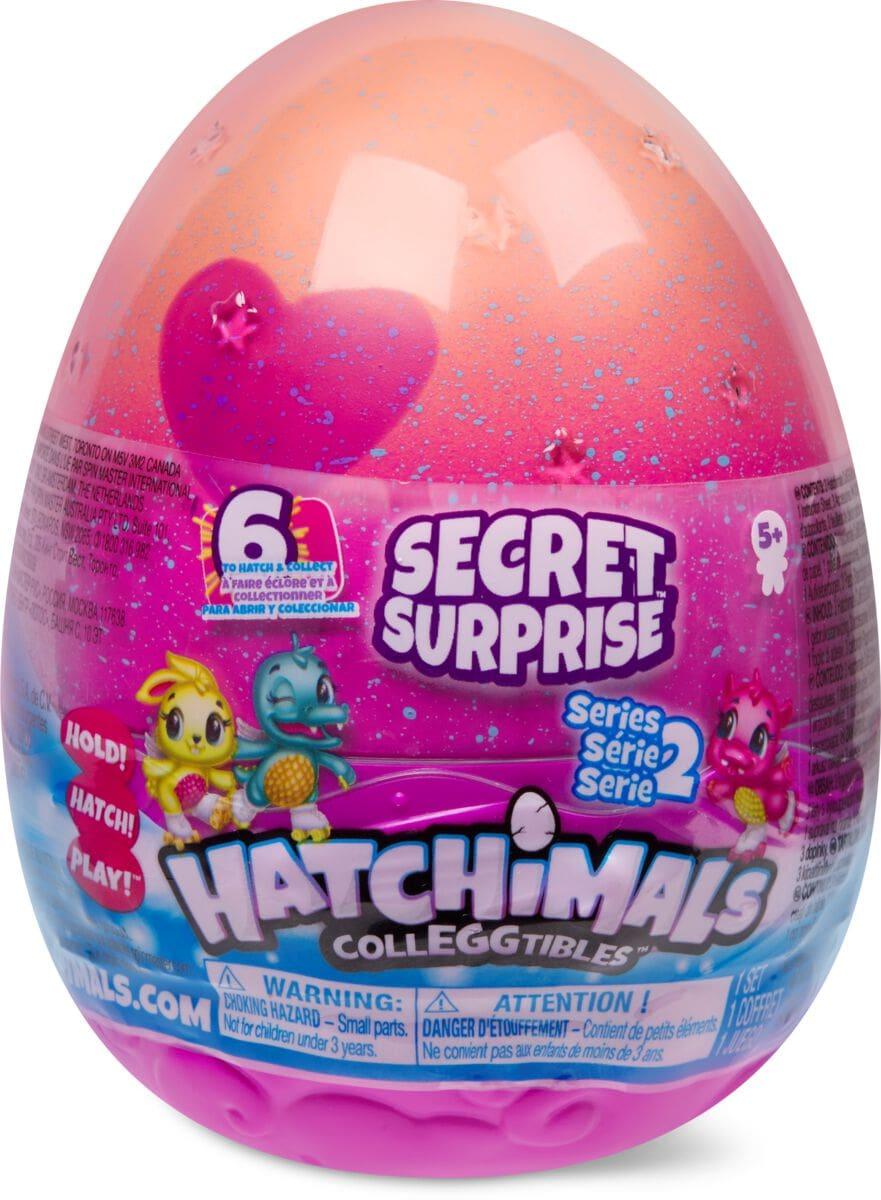 Hatchimal Coll. Secrets 1 Surprise Pet