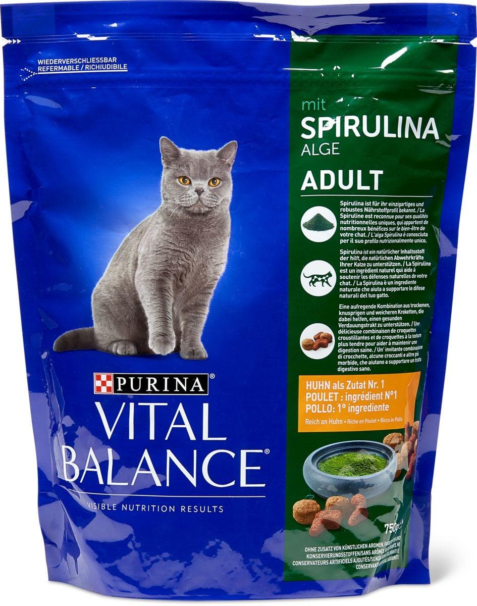Vital Balance Spirulina Huhn