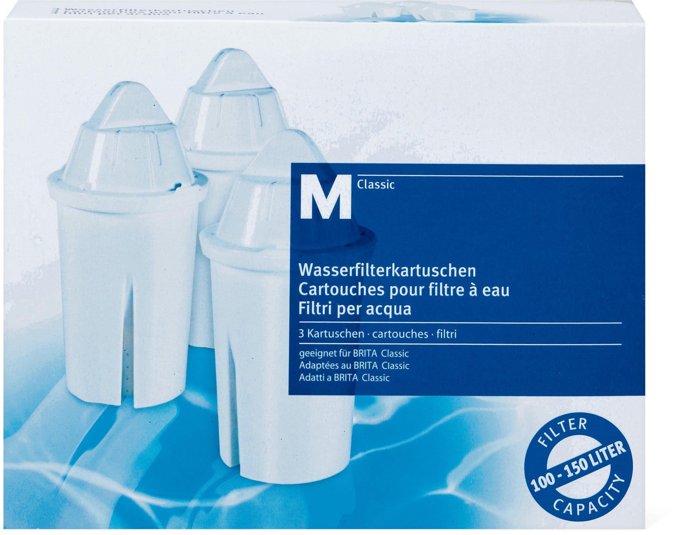 M-Classic Wasserfilterkartuschen