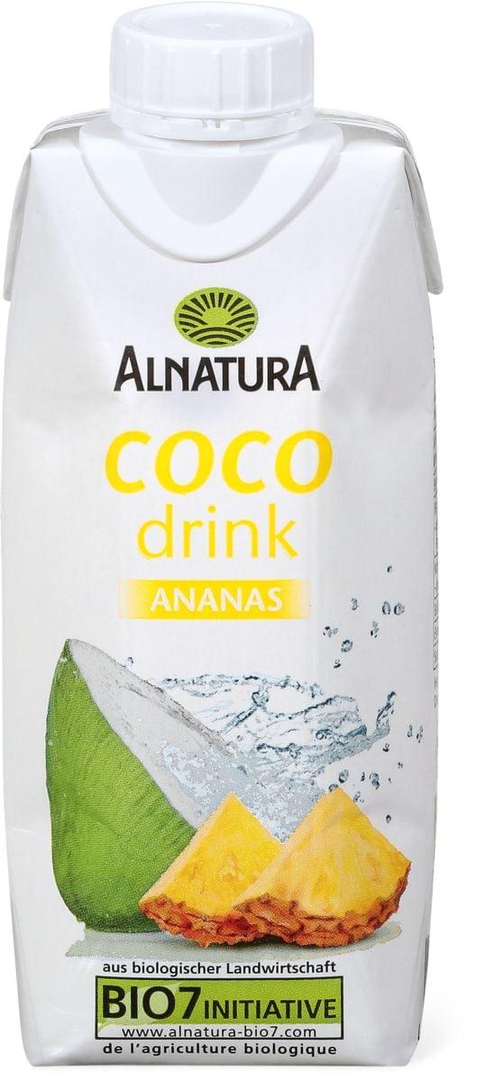 Alnatura coco drink Ananas