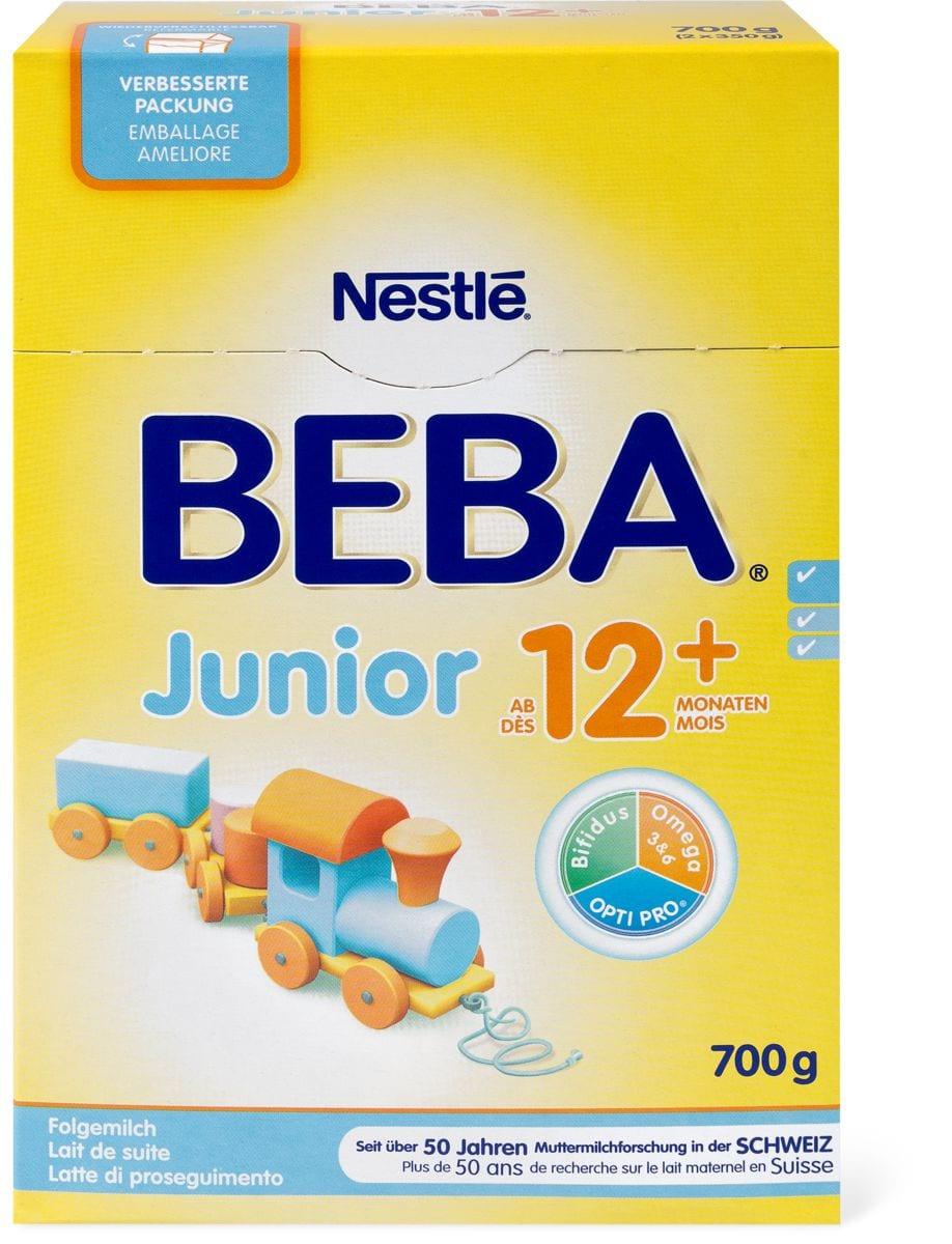 Alle Nestlé Baby-Milchen