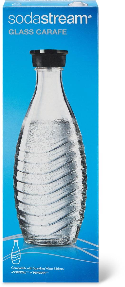 Soda Stream Carafe en verre