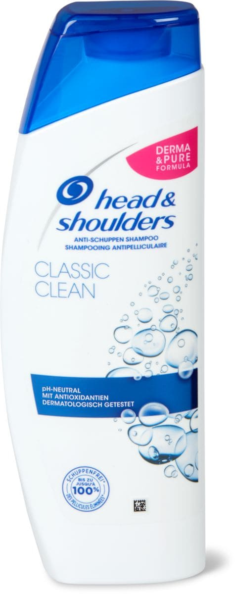 Head & Shoulders Classic Clean Shampoo