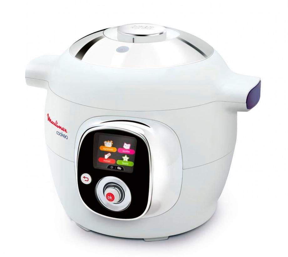 Moulinex Cuiseur Intelligent Cookeo Küchenmaschine