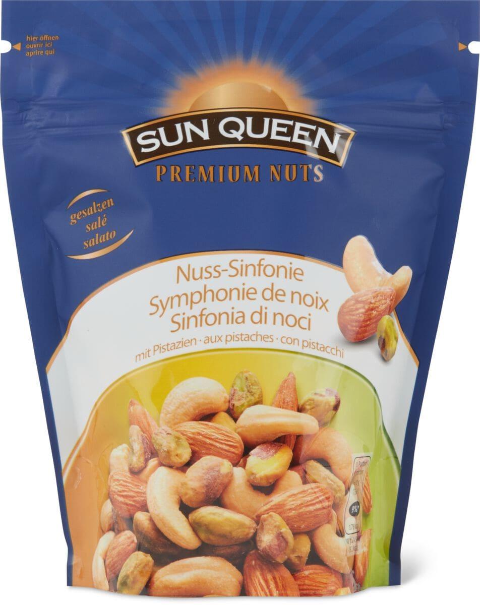 Sun Queen Nuss-Sinfonie