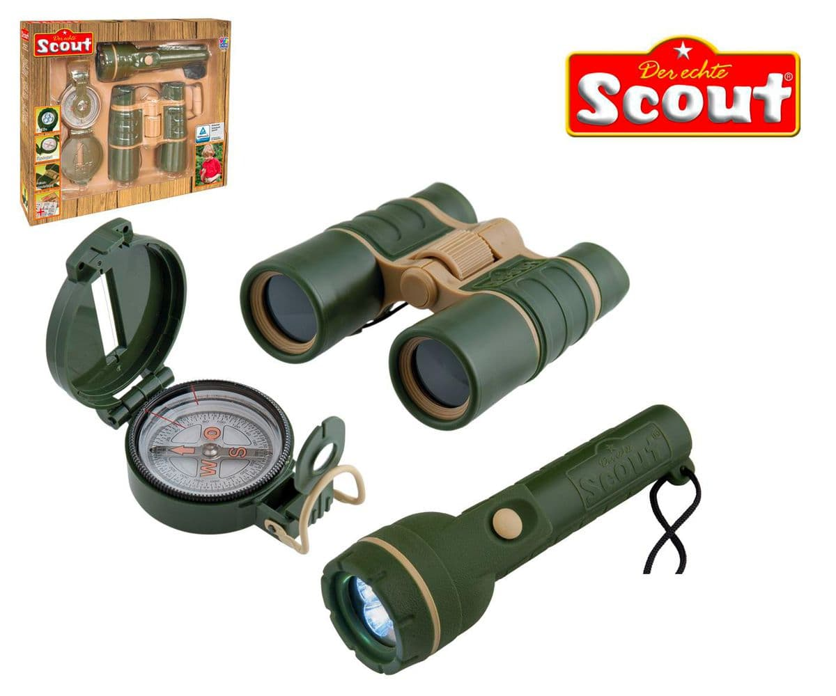 Scout Adventure 3er Set