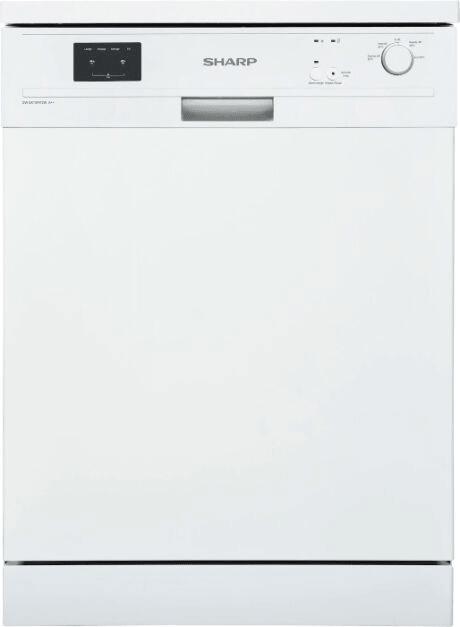 Sharp QW-GX13F472W-DE  Lavastoviglie a libera installazione