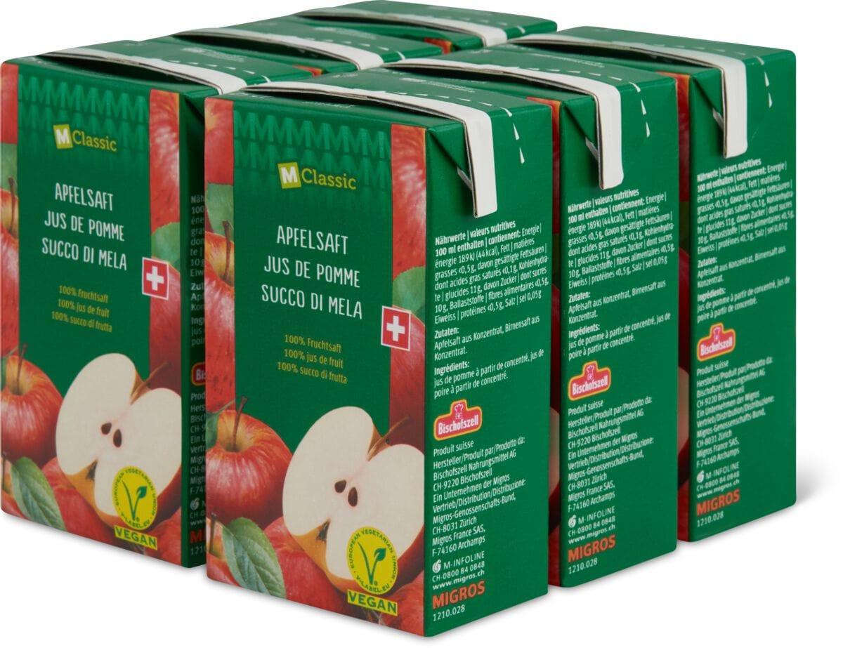 M-Classic Apfelsaft