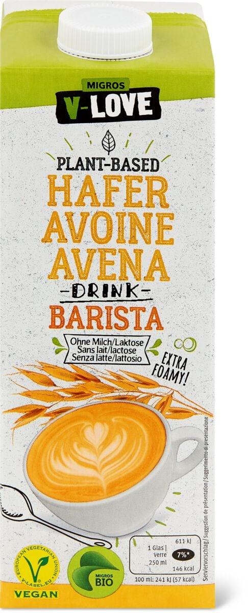 Bio V-Love Hafer Barista Drink
