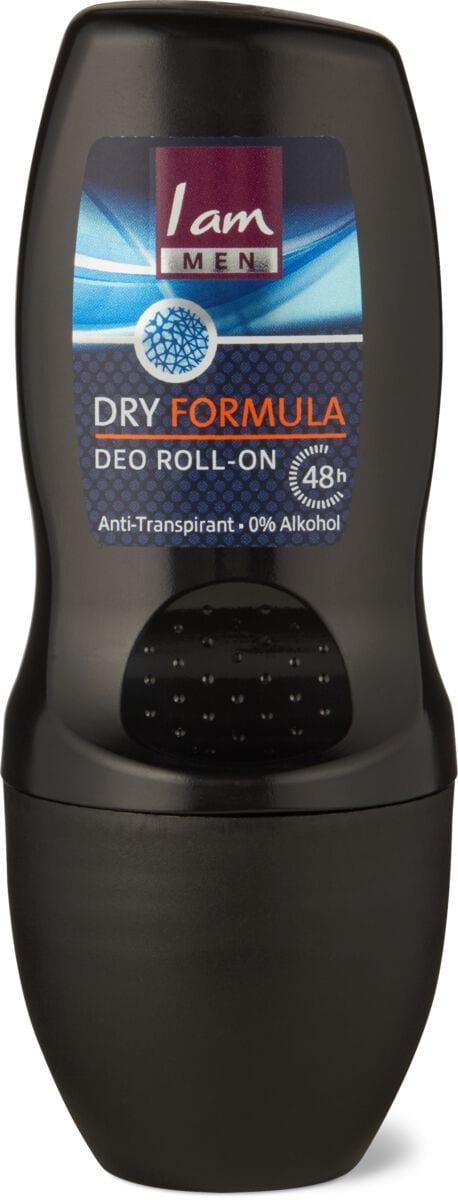 I am men Deo Roll-on Dry Formula