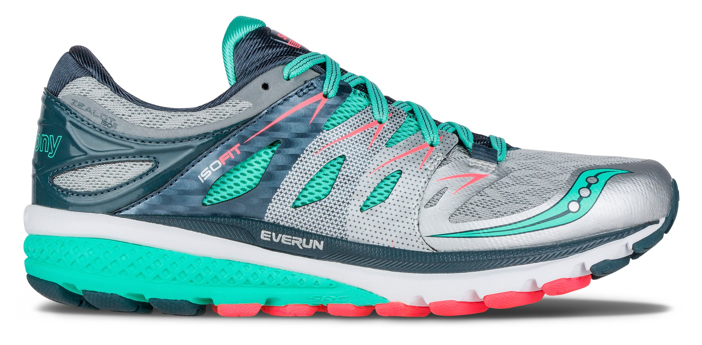 2 Migros Zealot Da Scarpa Iso Saucony Donna Running 64nCqTE