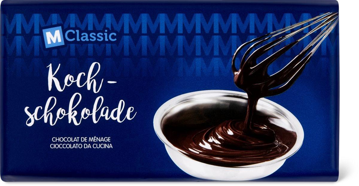 M-Classic Koch Schokolade