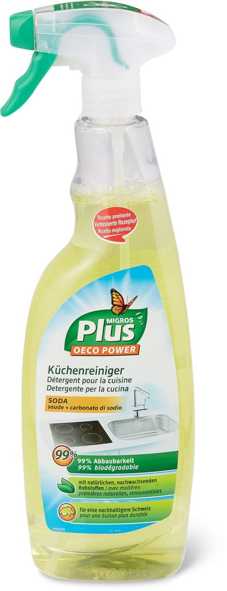 Migros Plus Detergente Cucina