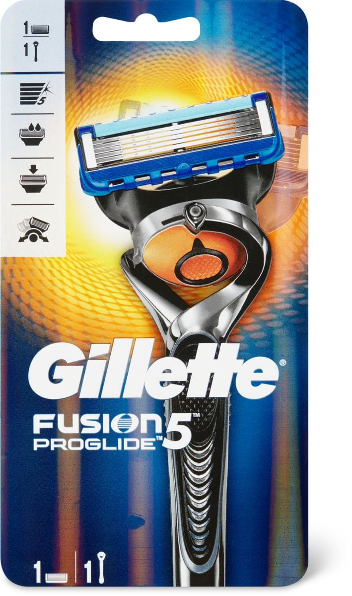 Gillette Prog Manual Flexball Rasierer