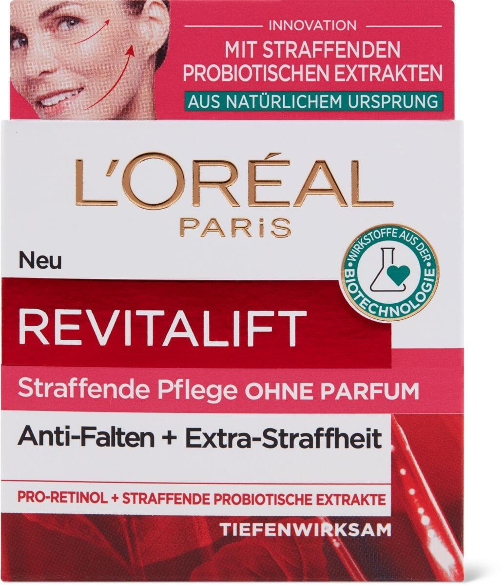 L'Oréal Revitalift Classic sans parfume