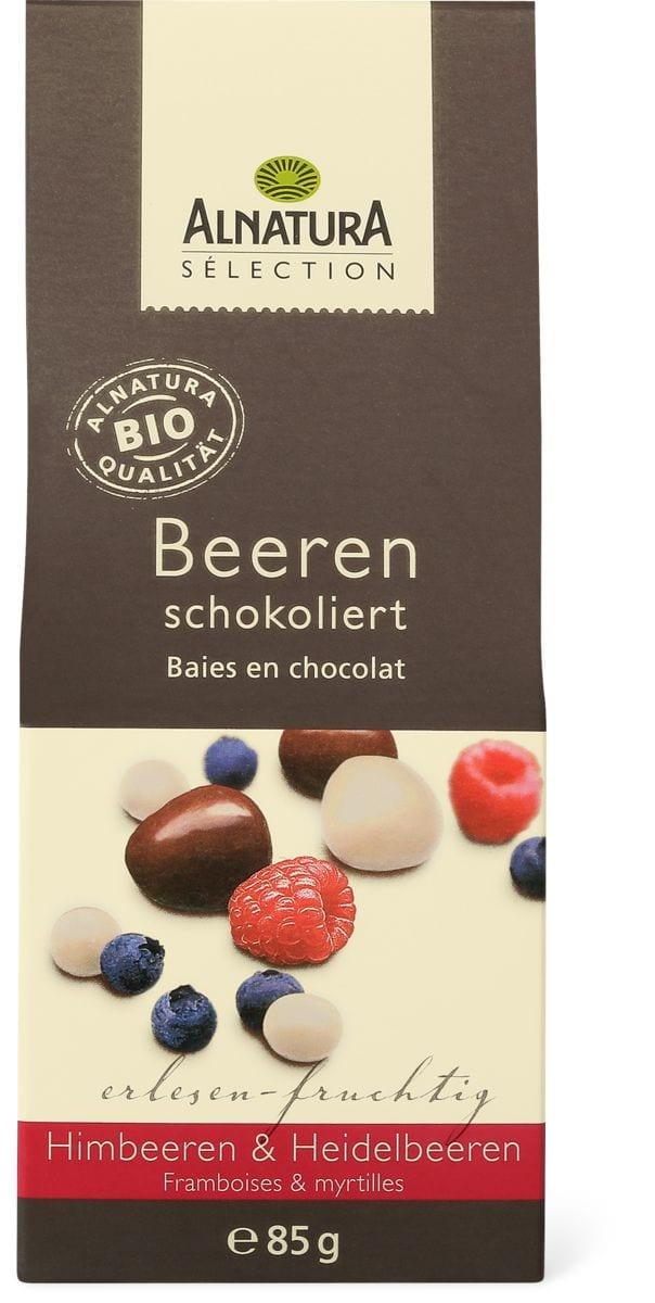 Alnatura Bacche al cioccolat
