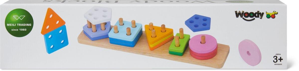 Formen und Zahlen Lernspiel