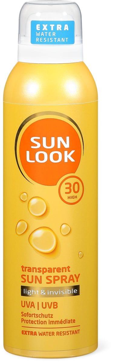 Sun Look Light & Invisible Aerosol IP 30