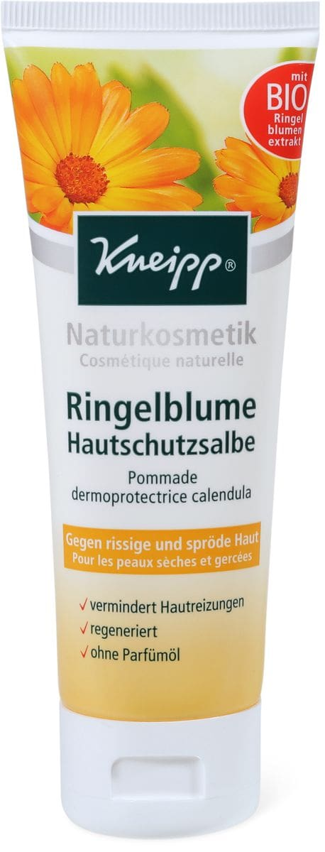 Kneipp Hautschutzsalbe Ringelblume