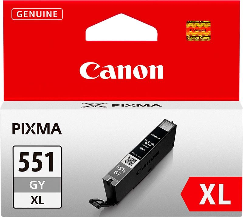 Canon CLI-551 XL grey Tintenpatrone