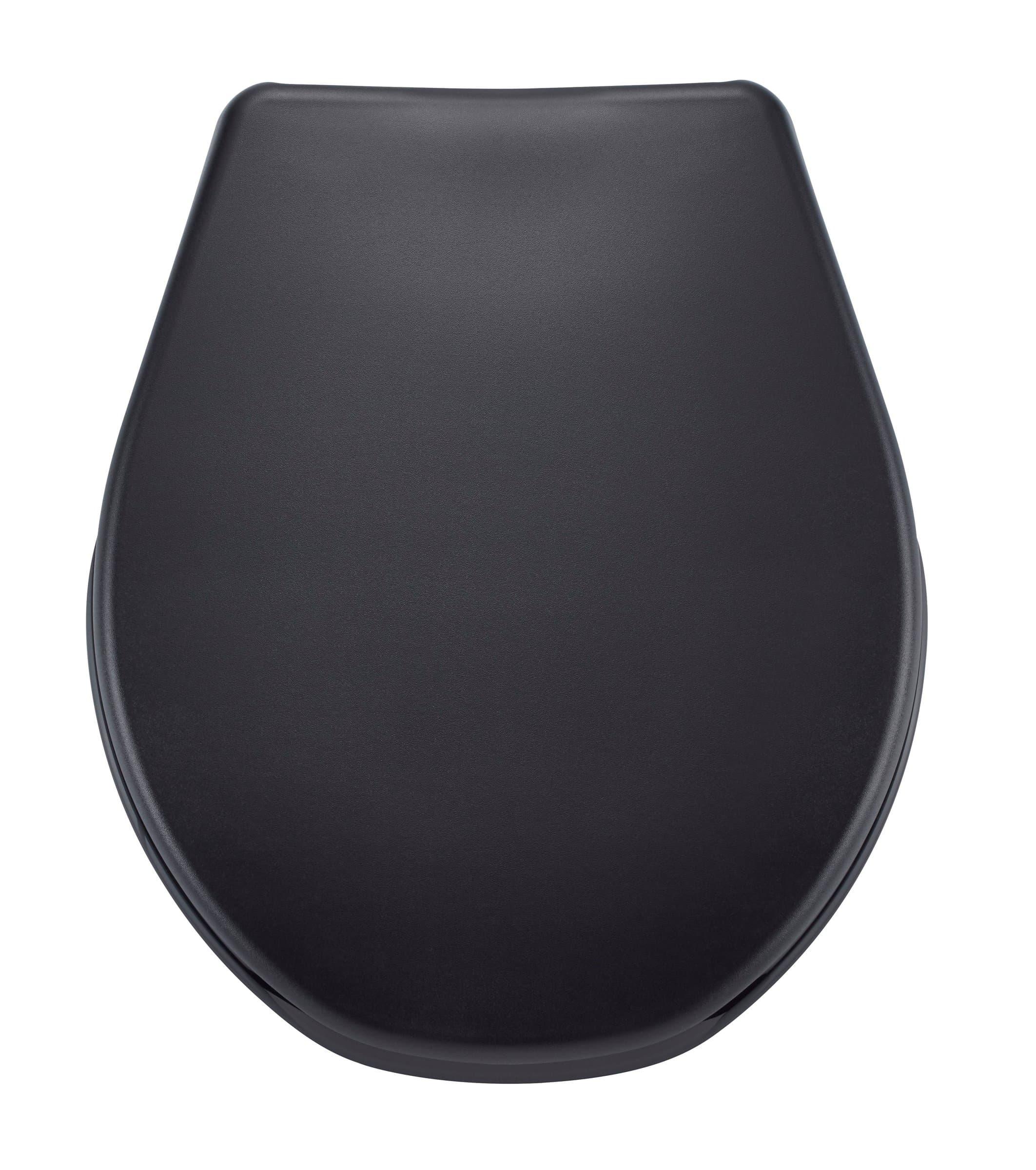 diaqua WC-Sitz Neosit Prestige Schwarz