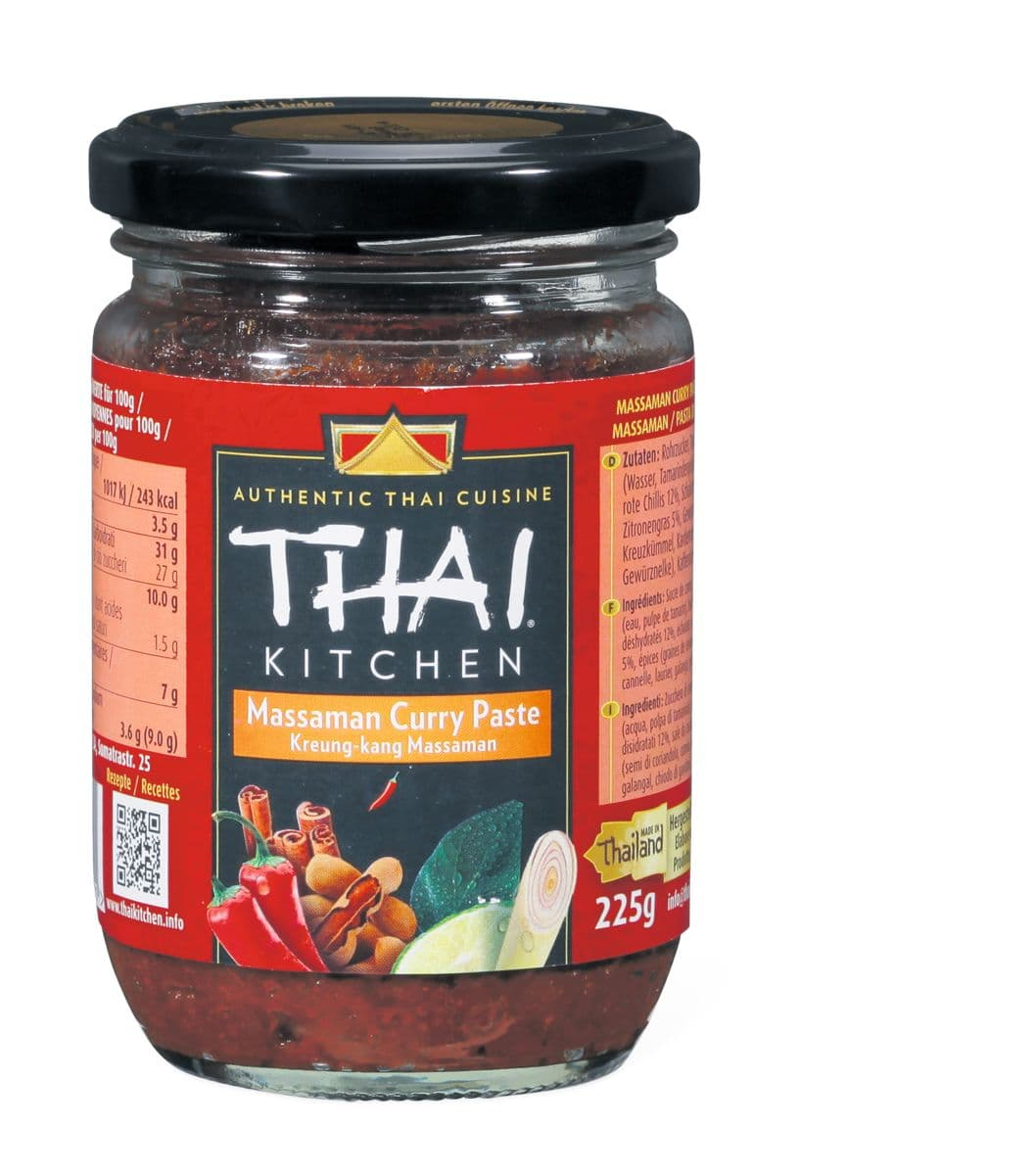 Thai Kitchen Massaman Pâte Curry