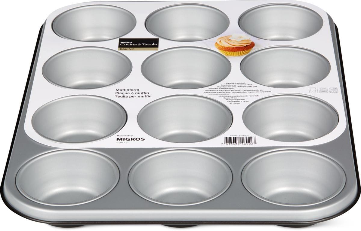 Cucina & Tavola Plaque à muffin