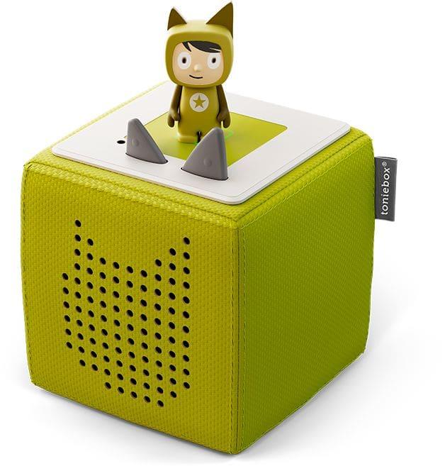 tonies® Bundle - Box Grün (DE) Hörspiel