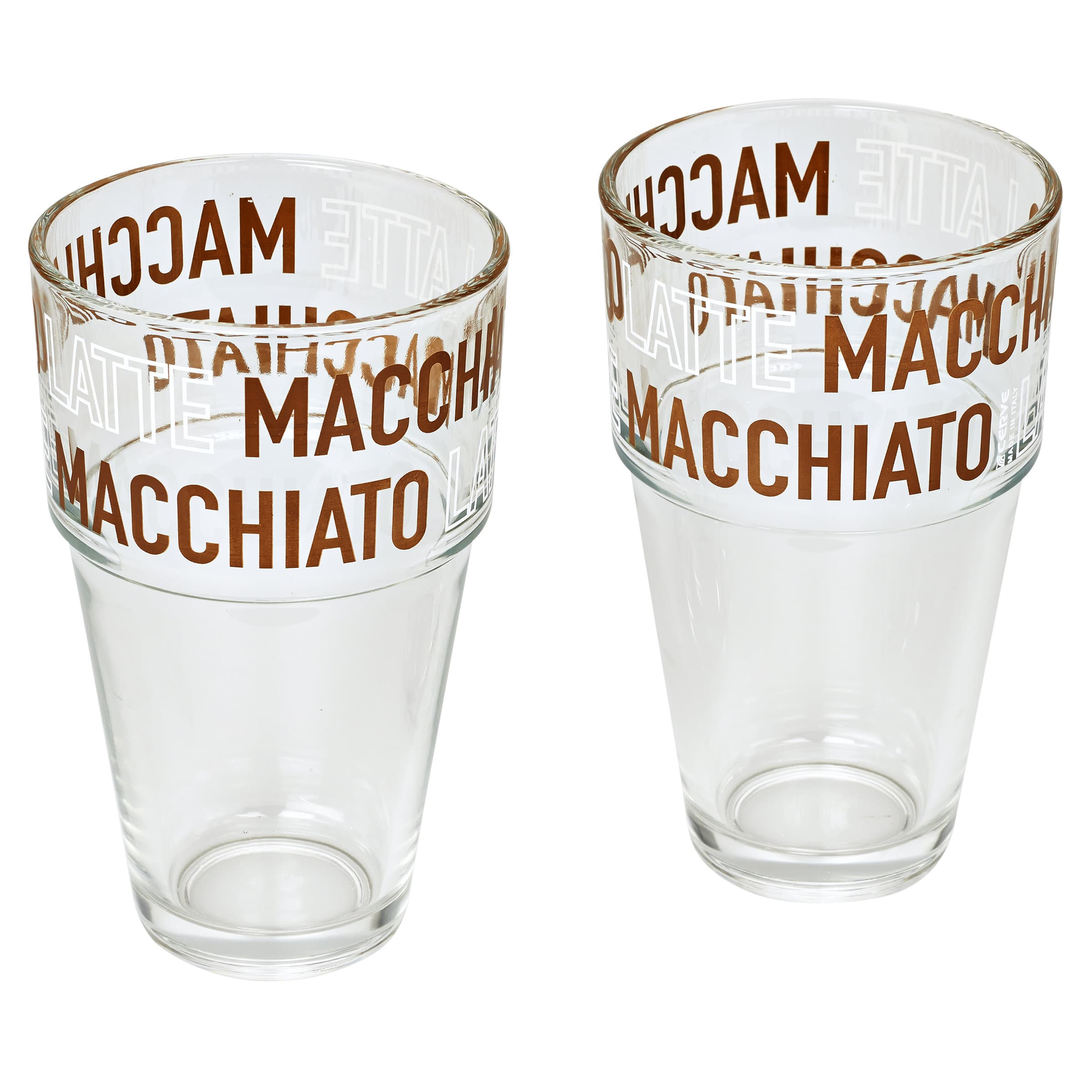 Cucina & Tavola Latte Macchiato Gläser