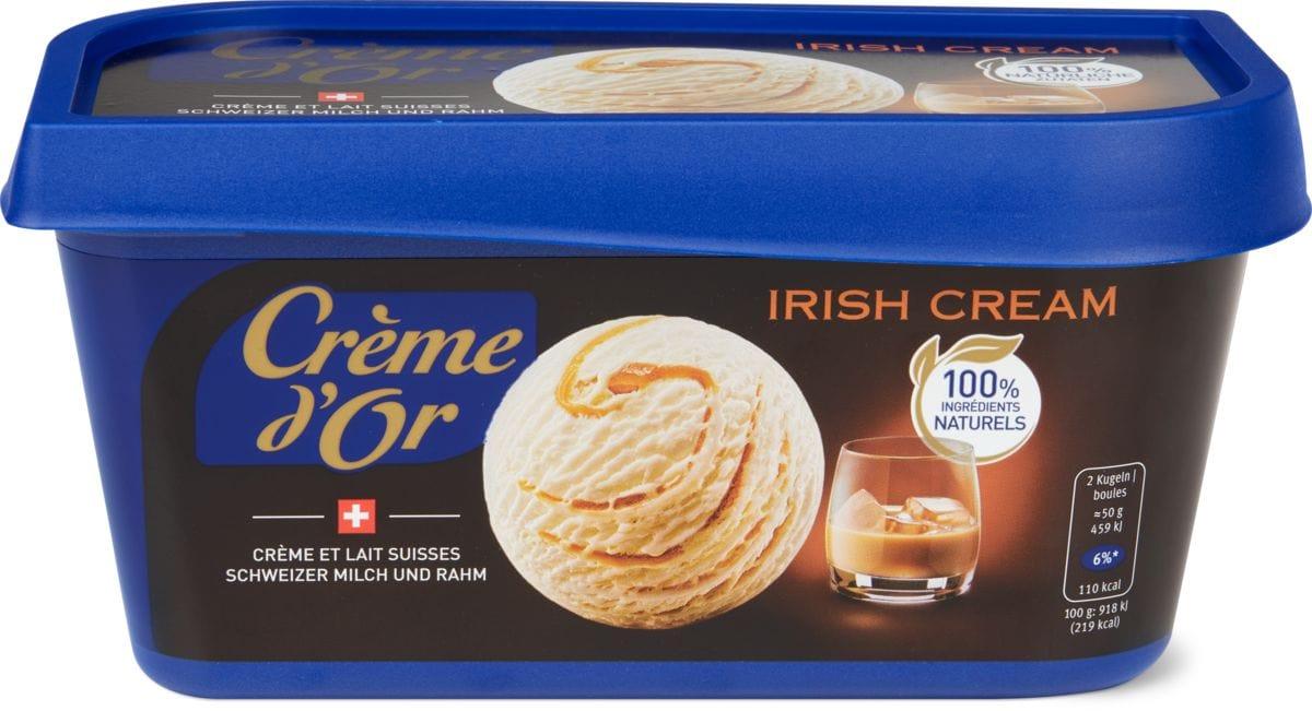Crème d'or Irish Cream