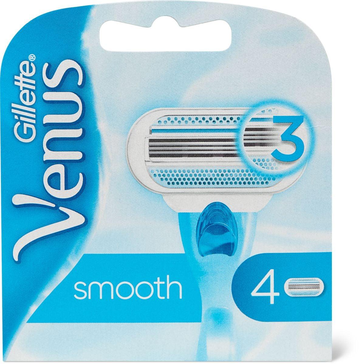 Gillette Venus Smooth Klingen